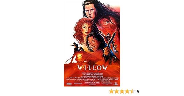 WILLOW 11x17 Movie Poster C LicensedNewUSA