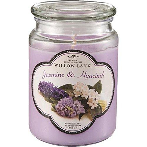 JASMIN/HYACIN JAR CANDLE 1646622