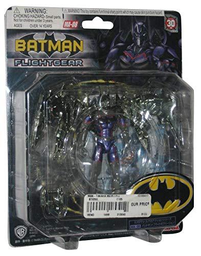 (DC Batman Microman: Flight Gear Batman Action Figure)
