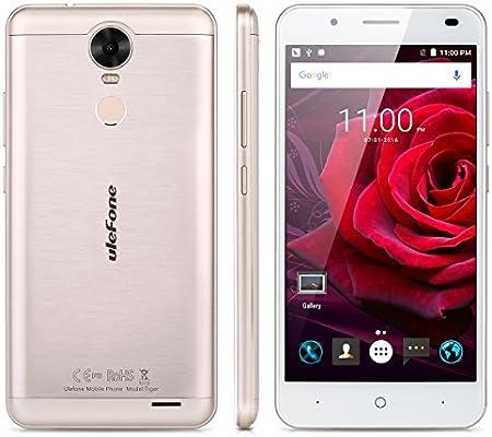 Ulefone Tiger - 4G Smartphone Libre Android 6.0 Multitáctil ...