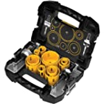 DEWALT D180005 Master Hole Saw Kit, 1...