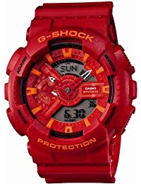 Casio G-SHOCK Blue and Red Series Men Watch GA-110AC-4AJF LIMITED EDITION (Japan Import)