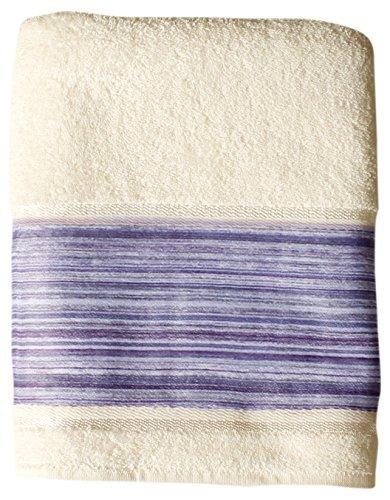 Saturday Knight Shimmer Stripes Bath Towel