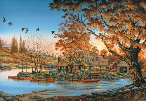 Hodge Podge Lodge 2000 pc Jigsaw Puzzle