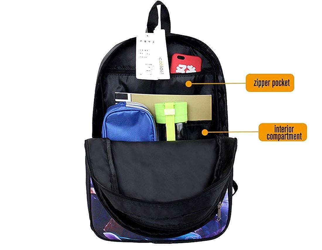 f00ed14c3572 KK-Jim Messi Fans Backpacks-School Backpack Travel Outdoor Bag for Kids