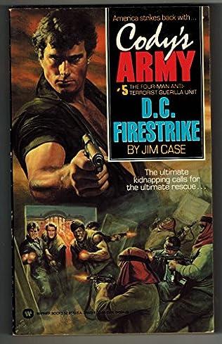 book cover of D.C. Firestrike