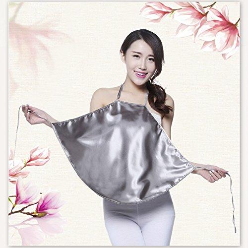 Plata de iones de fibra de protección contra la radiación de ropa de maternidad protección Shm QM002