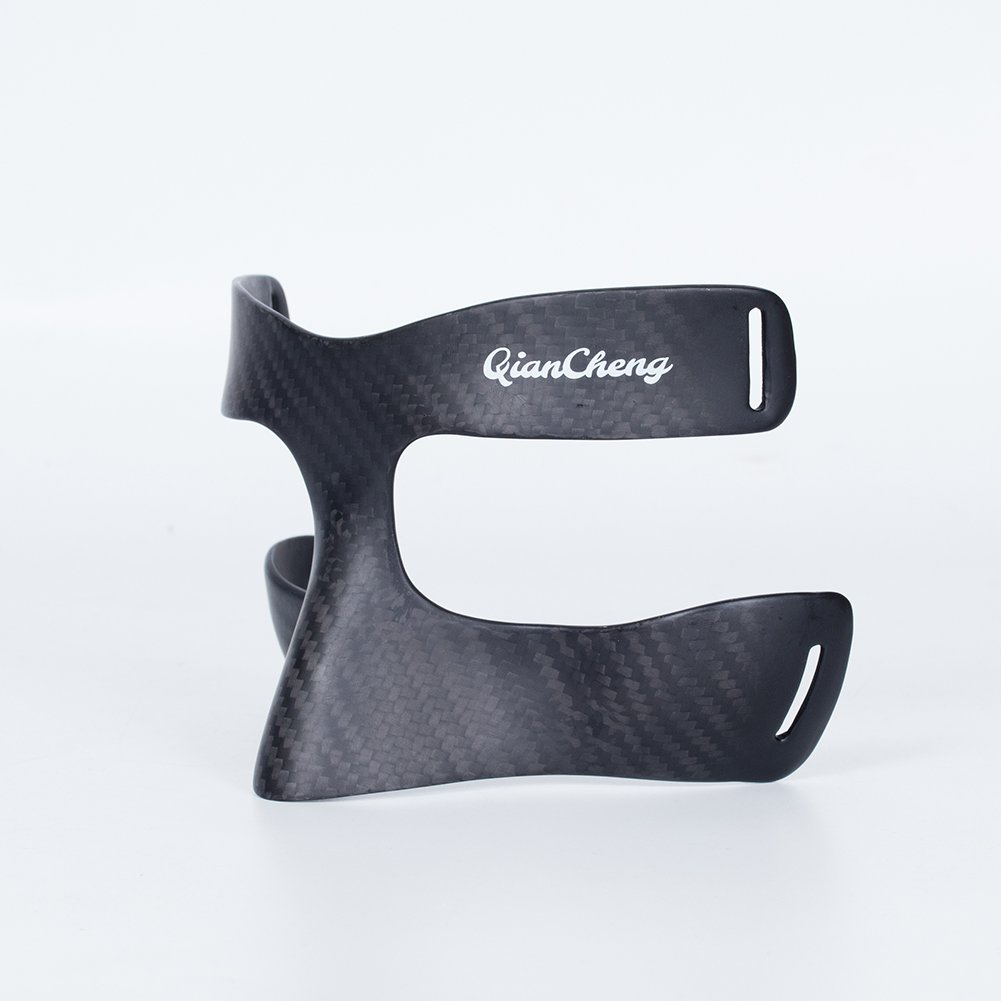 Qiancheng Nose Guard Face Shield, Carbon Fiber Protective Mask - Twill Weave Pattern QC-Pro-TW by Qiancheng (Image #2)