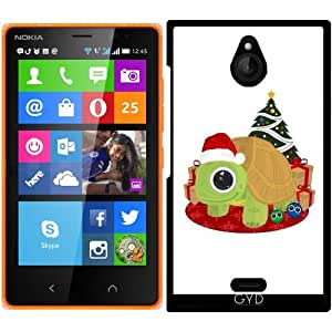 Funda para Nokia X2 - Navidad - Tortuga by Adamzworld