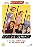 For Love or Money ( The Three-Way Match (Three on a Match) ) [ NON-USA FORMAT, PAL, Reg.0 Import - United Kingdom ] by Kirk Douglas