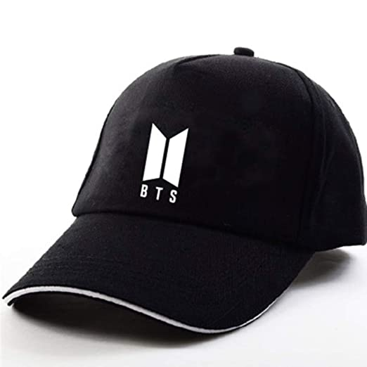 BTS Print Gorra de béisbol Hombre Mujer Gorras Snapback Sombrero ...