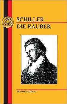 Book Die Rauber (German Texts)