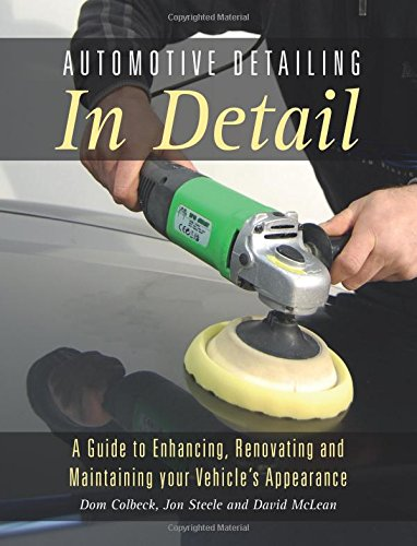 how to detail a car - 1