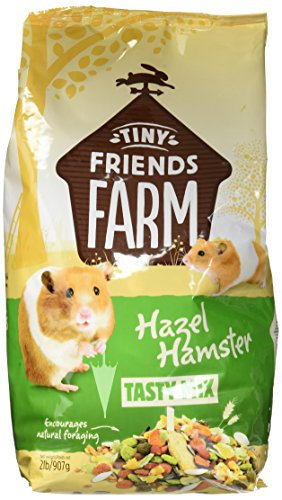Supreme Petfoods Tiny Friends Farm Hazel Hamster Tasty Mix (2 Pounds) 51t bXtgcML