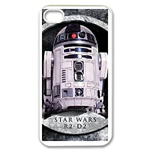 Lovely Star Wars Phone Case For iPhone 4,4S U55633