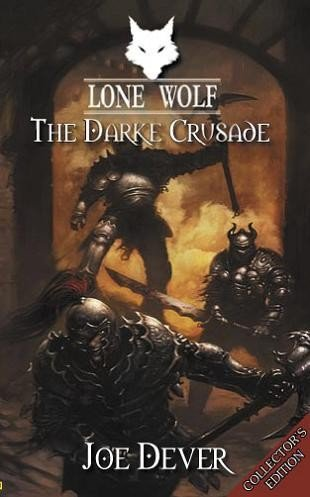 book cover of The Darke Crusade
