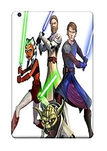 Defender Case For Ipad Mini/mini 2, Star Wars Clone Wars Pattern