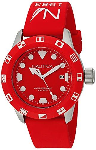Nautica Unisex NAD09510G Analog Display