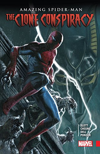 Amazing Spider-Man: The Clone Conspiracy (The Clone Conspiracy (2016-2017))