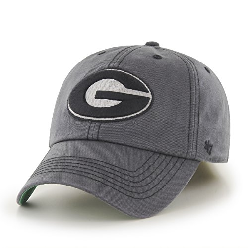NCAA Georgia Bulldogs Sachem Franchise Fitted Hat, X-Large, Charcoal (Georgia Bulldog Hats Fitted Men compare prices)