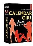 calendar girl hiver janvier ; f?vrier ; mars