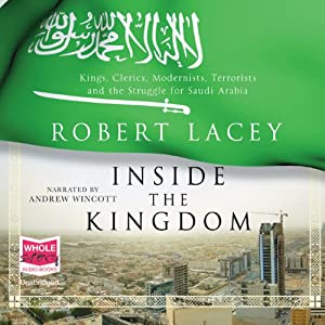 Inside the Kingdom Hörbuch