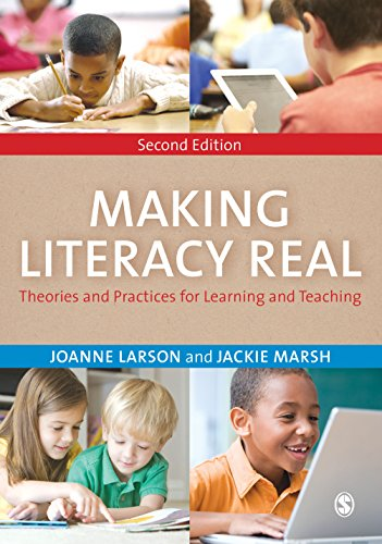 Download Making Literacy Real: Theories and Practices for Learning and Teaching Pdf