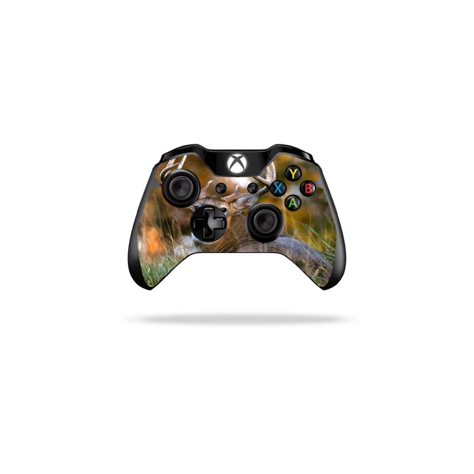 Protective Vinyl Skin Decal Cover for Microsoft Xbox One/ One S Controller wrap sticker skins Deer