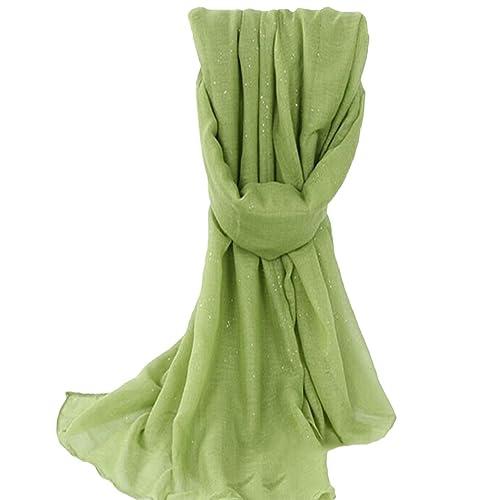 Suberde - Estola - para mujer verde verde claro Talla única