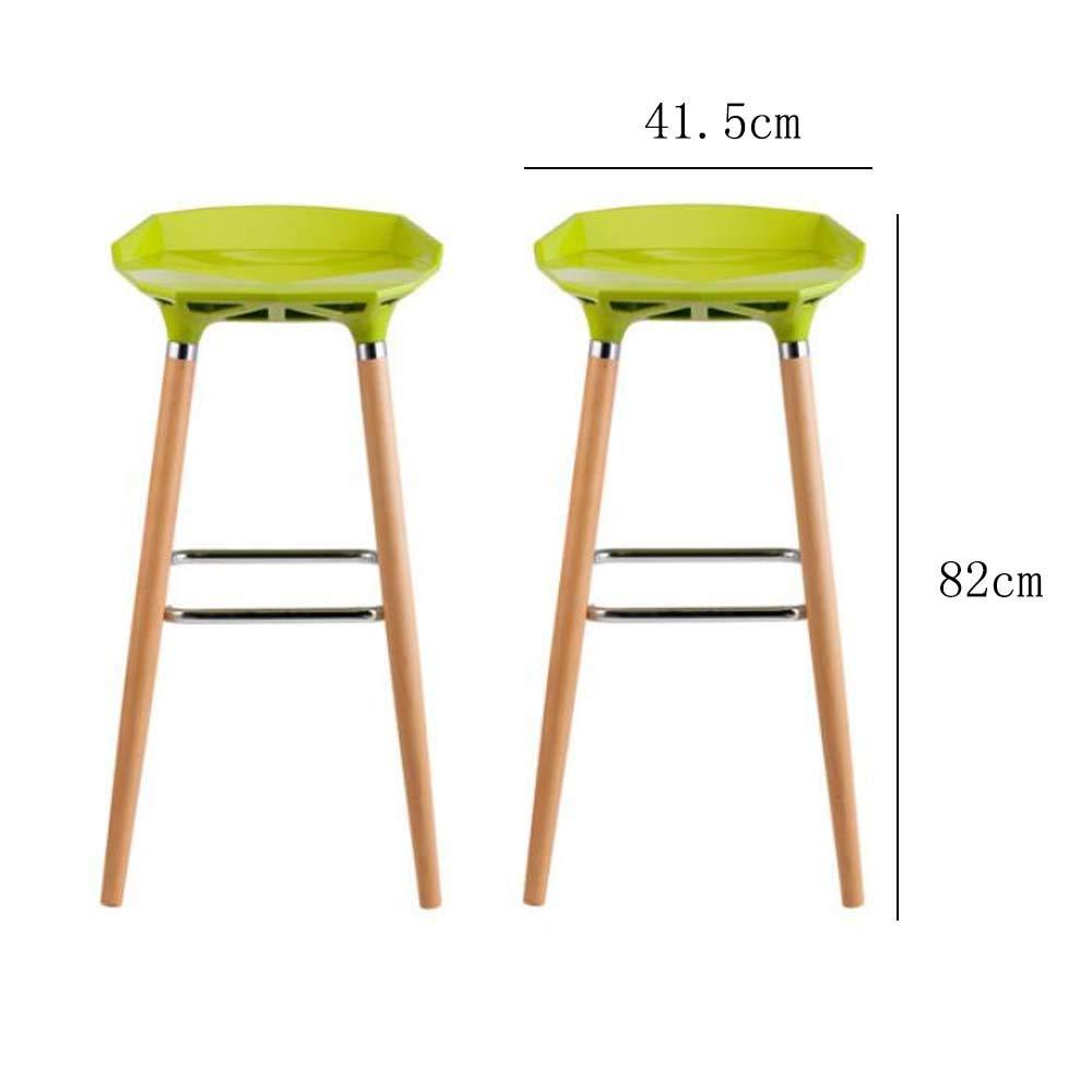 Amazon.com: Towero Bar Stool Stool bar Chair high Stool high Leg