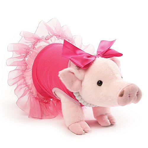 Gund Everyday Signature Prissy Mini Pig Stuffed Animal (Gund Mini Plush)