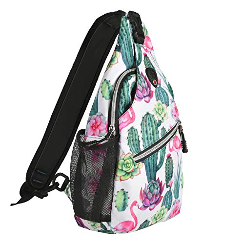 MOSISO Sling Backpack,...