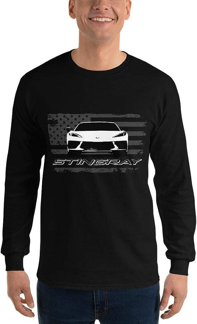 JG Infinite 2020 Chevy Corvette C8 Unisex Hoodie