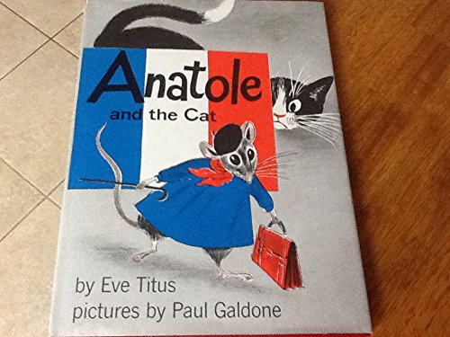 Anatole and the Cat, Eve Titus, pictures