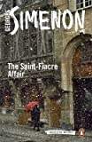 by georges simenon the saint fiacre affair inspector maigret 2015 06 10 paperback