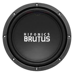 Hifonics Brutus BRZ12D4 12-Inch 4-Ohm DVC Subwoofer