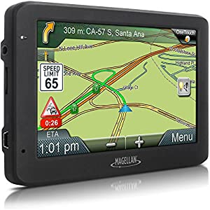 "Magellan Roadmate 5635T-LM 5"" Touch Portable GPS 3D Navigation System w/ North American Maps (Certified Refurbished)"