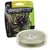 Spiderwire Braided Stealth Superline (125-Yard/40-Pound (4 Pack), Glow-Vis Green)
