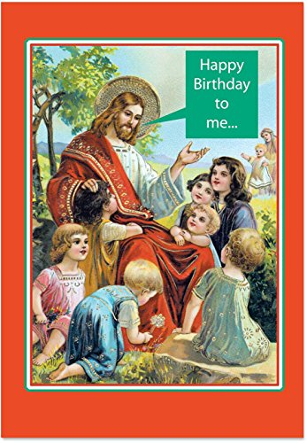 NobleWorks B1451 Box Set of 12 Happy Birthday To Me Funny...