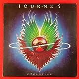 JOURNEY Evolution LP Vinyl VG+ Cover VG+ Sleeve 1979 FC 35797