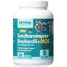 Saccharomyces Boulardii + MOS, Value Size, 180 Count
