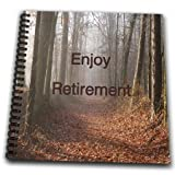 3dRose db 194646 2 Print of Enjoy Retirement - Best Reviews Guide