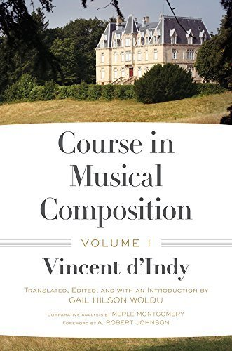 Course in Musical Composition by Vincent d'Indy - Indy Malls
