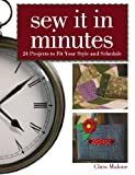 Sew It in Minutes, Chris Malone, 0896893588
