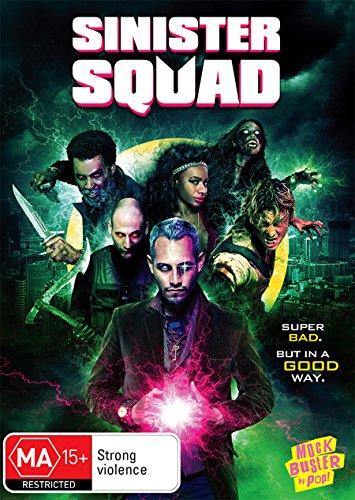 VHS : Sinister Squad