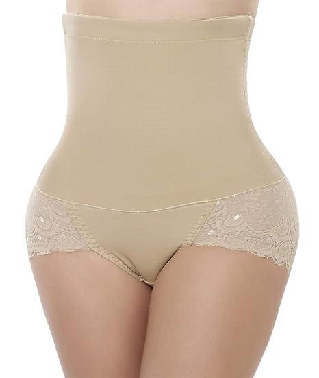 a2e40f52fc2 FOCUSSEXY Hot Womens Butt Lifter Boy Shorts Shapewear Butt Enhancer High  Waist Tummy Control Panties