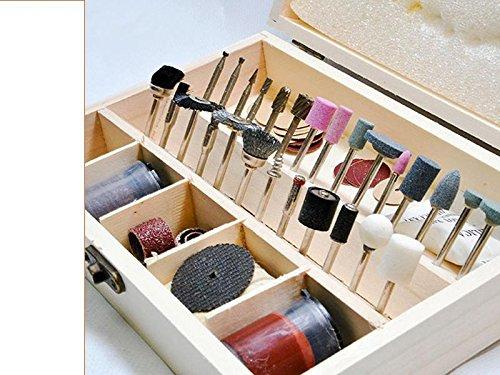 Coffret d'accessoires pour mini perceuse 100 pièces Mini outils
