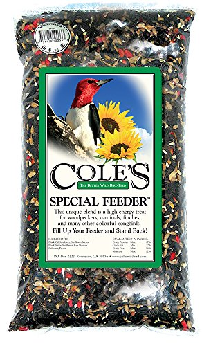 (Cole's SF20 Special Feeder Bird Seed,)