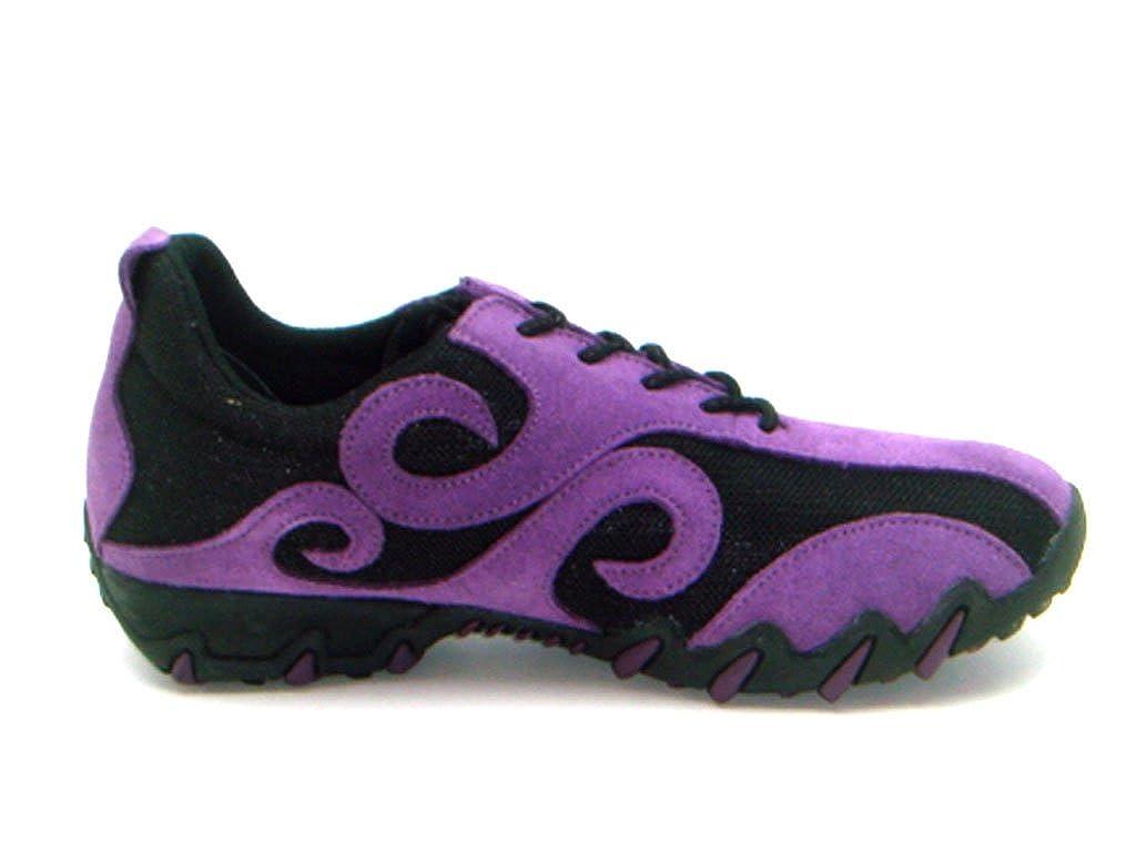 Allrounder by Mephisto Scarpe da donna sneaker Mission TESSUTO sommersneaker PELLE sommersneaker TESSUTO Lilla 7e4746
