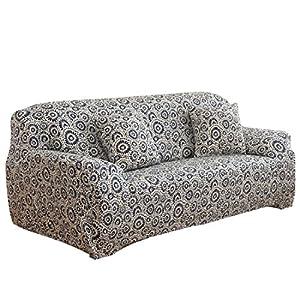 Amazon Com Uxcell Stretch Sofa Slipcover Sofa Cover Chair